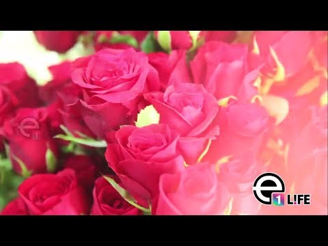 Valentines Day Special Flower Shop  காதல் பூவே வா