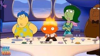 Jest Cartoon Series - Stewie character