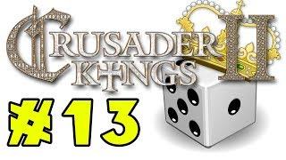Crusader Kings II: Holy Fury - RANDOM WORLD - Episode 13