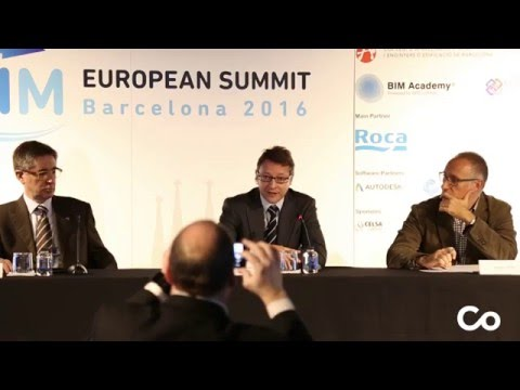 Llega la segunda edici n del european bim summit youtube for European bim summit