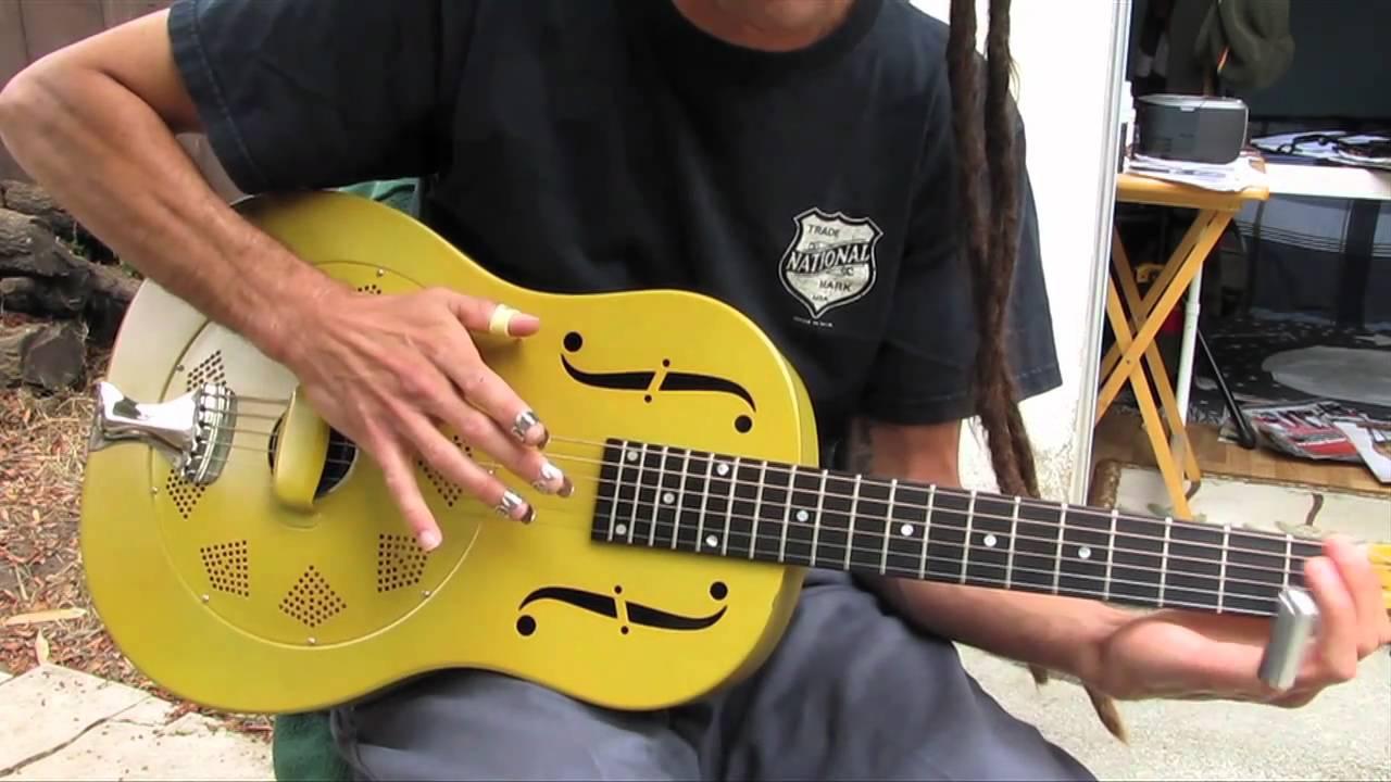beginner blues slide guitar lesson acoustic blues guitar lessons youtube. Black Bedroom Furniture Sets. Home Design Ideas