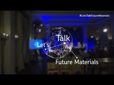 Let's Talk Future Materials: game changers for industry