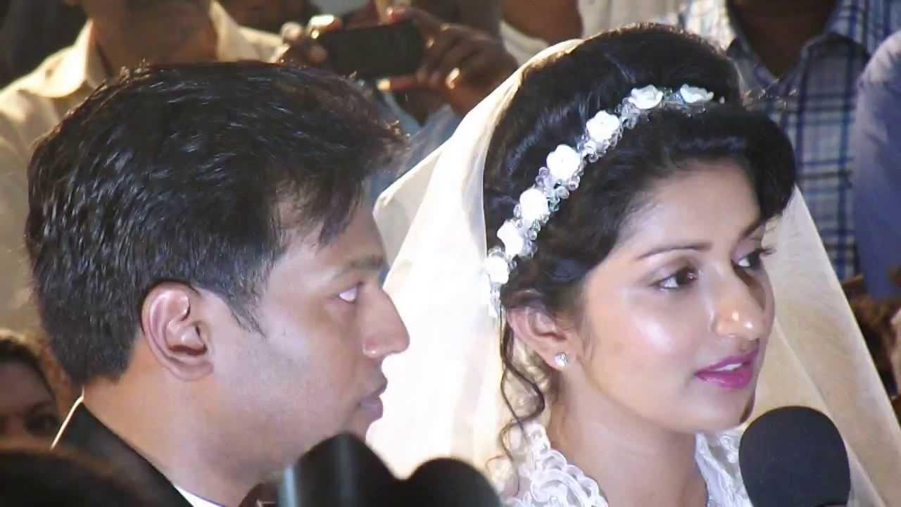 Meera Jasmine Wedding Exclusive Video Part 2 Youtube