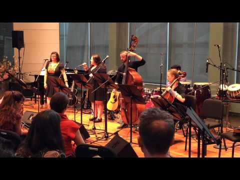 Hadley - Carnegie Hall Lullaby Concert 2015