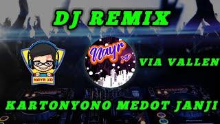 Download Lagu DJ Remix Via Vallen - KARTONYONO MEDOT JANJI Terbaru Paling Enak mp3