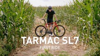 Matt Stephens Rides The Specialized Tarmac SL7 Road Bike | Sigma Sports