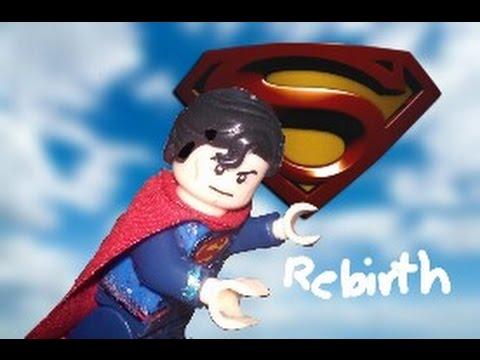 Lego DC Rebirth Superman showcase review - YouTube