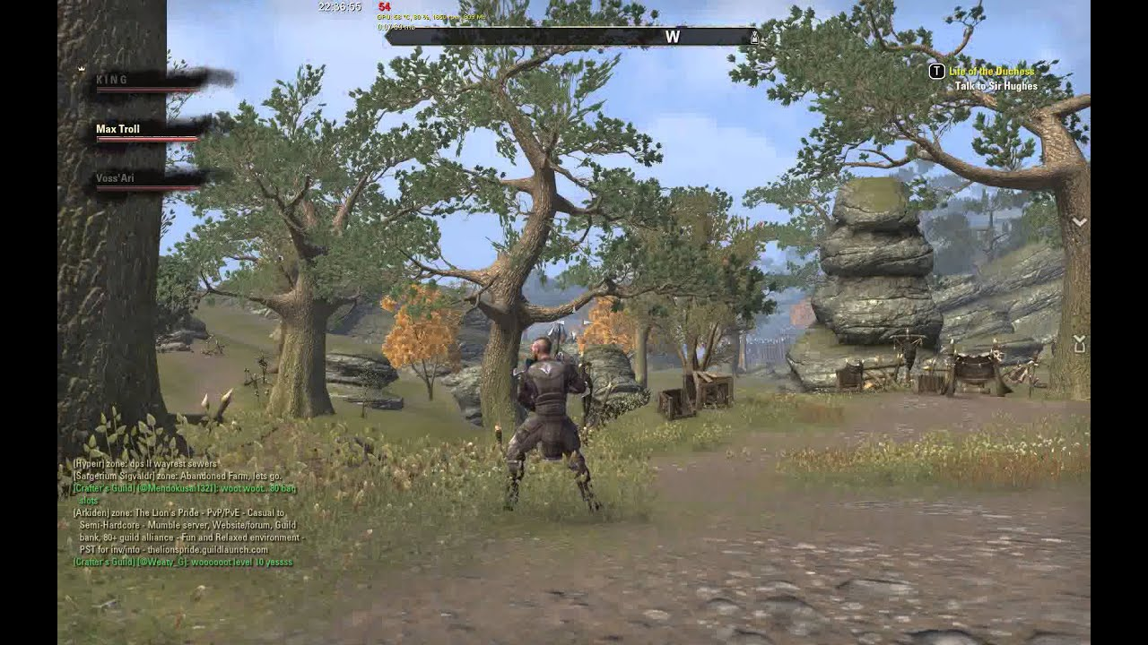 ESO Stormhaven CE treasure map location - YouTube