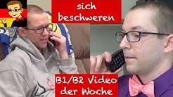 Intermediate German #4: Complaining