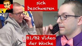 Complaining - Learn Intermediate German for B1/B2 #4 - Deutsch lernen