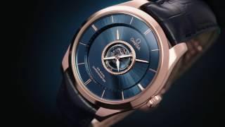 @Omega: The De Ville Tourbillon Blue(Watches in Ukraine. LuxLife - все о часах и не только! Модель #OMEGA #DeVille Central Tourbillon является изысканным образцом часового..., 2016-08-07T12:46:34.000Z)