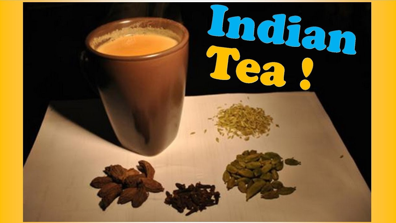How To Make Traditional INDIAN TEA (Chai) - YouTube
