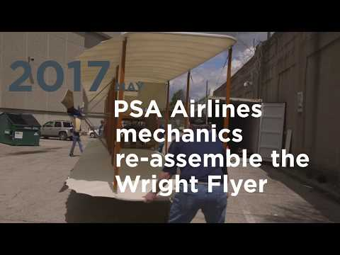 PSA Maintenance Wright Flyer Assembly