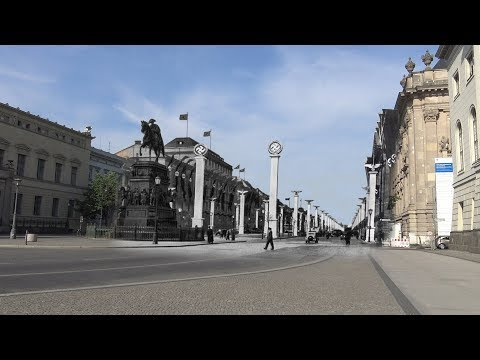 Berlin Now & Then - Episode 15: East-West-Axis | Unter den Linden