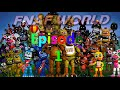 FNAF WORLD {1} - Scary = Cute??
