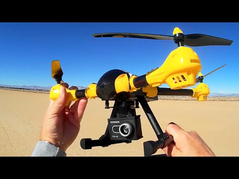 Дрон K70 Sky Warrior: 2016's Best Toy Camera Drone до 300 метра обвхат 13
