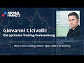 Giovanni Cicivelli: Die optimale Trading Vorbereitung - Forex Trading