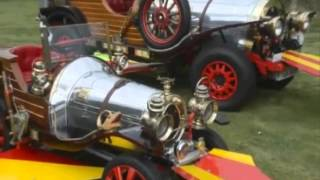 Chitty Chitty Bang Bang Replica Car Videos
