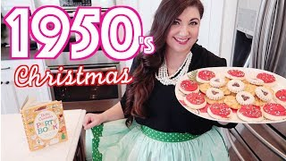 Christmas in the 1950's | Day in the Life | Bits of Paradis