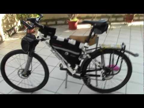 Велосипед Павла