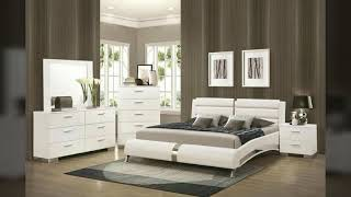 New model designs bedroom