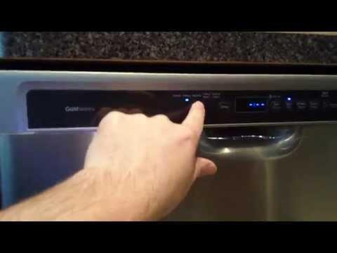 pt.1 Whirlpool Gold Series Dishwasher door leaking after 2 months - WDF760SADM