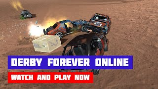Derby Forever Online · Game · Gameplay