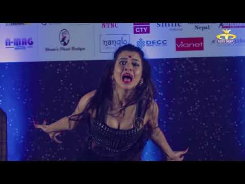 Miss Nepal 2018 Talent Round Sharvani Pandey