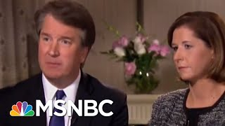 Brett Kavanaugh Accusations Helping Fuel 'Pink Wave' In November? | Deadline | MSNBC