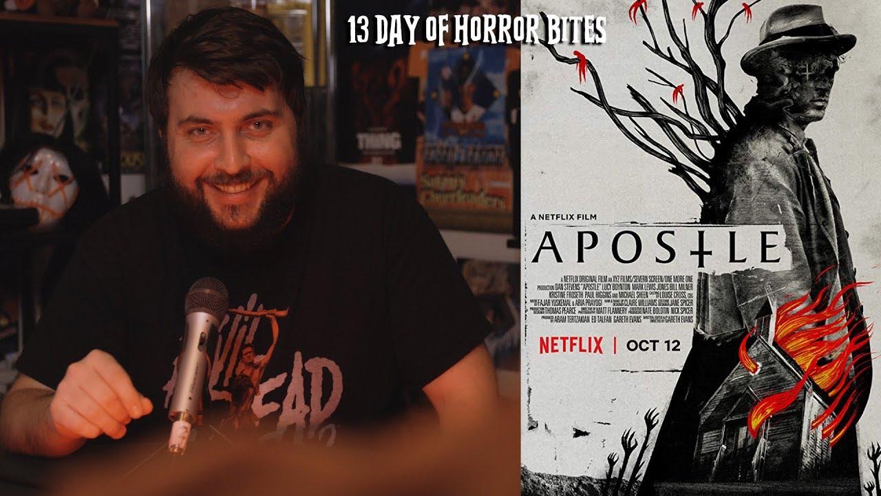 Apostle 2018 13 Days Of Netflix Horror Bites Day 12 Films Against Humanity