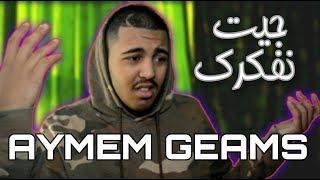 Aymen Games - Jit Nfakrak (Official Music Video) (REACTION)