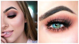 Brown Smokey Eye Tutorial Ft. Ofra x NikkieTutorials Collab | HUGE GIVEAWAY