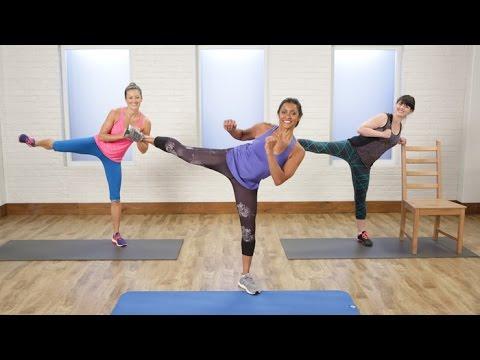Baby-Bulge-Begone Workout | Class FitSugar
