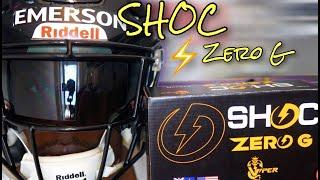 Shoc Zero G Visor Review!!!!!!!!!
