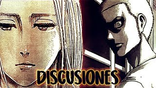 ¡A CONNIE SE LE VA! | SHINGEKI NO KYOJIN 108 MANGA REVIEW ESPAÑOL
