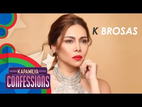 Kapamilya Confessions with K Brosas | YouTube Mobile Livestream