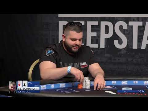 888poker WPTDeepStacks Malta Main Event Final Table - 동영상