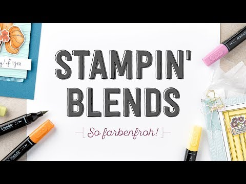 Stampin' Blends by Stampin' Up! (Deutsche)