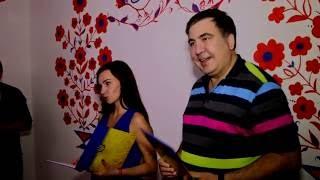 Первая в Украине ночная свадьба!