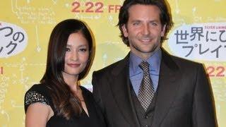 Bradley Cooper/ Silver Linings Playbook Japan Premire.