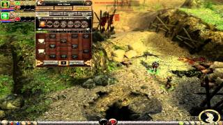 Dungeon Siege 2 Gameplay HD