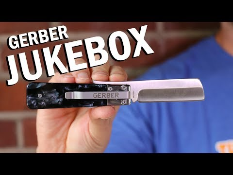 NEW JUKEBOX Knife by Gerber | Gear Up! (Ep. 18) | EDC Gear Review