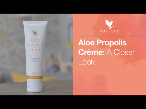 Learn more about Forever Aloe Propolis Creme   Forever Living UK & Ireland