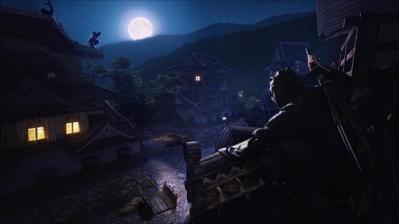 Japanese Battle Music - Dark Ninjas