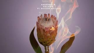 Anderholm - Folding feat. Richards Walters