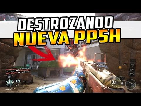 Destrozando con la NUEVA PPSH!!!  - Black Ops 3 -