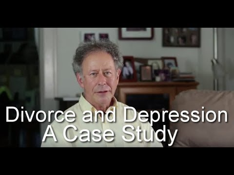 Divorce and Depression: A Case Study