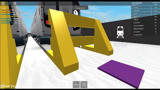 this guy is making ROBLOX subway trains go out of service