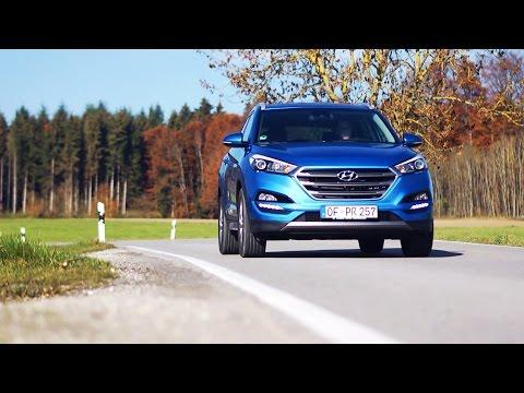 Hyundai Tucson im Test | Autotest 2015 | ADAC