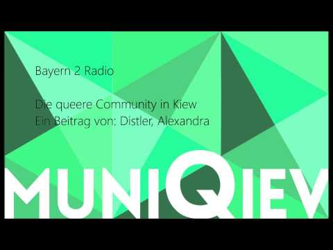 Radio Bayern 2 - Die queere Community in Kiew